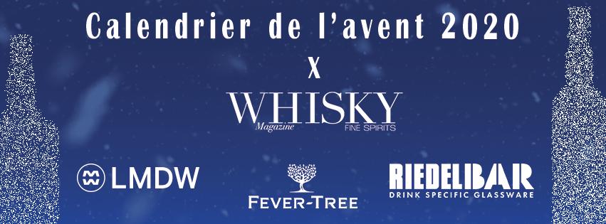Règlement Jeu concours CALENDRIER DE L'AVENT 2020   Whisky Mag